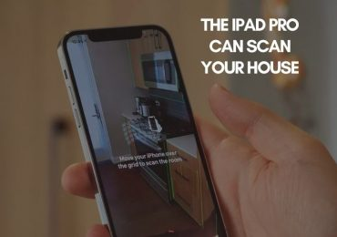 The iPad Pro can scan your house, and future iPhones might do too